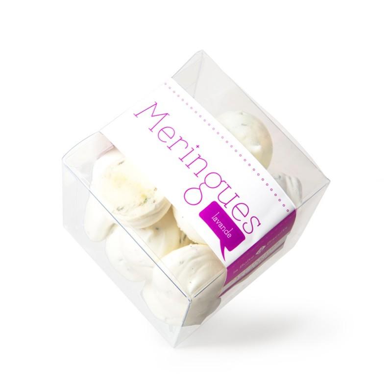 packaging meringues lavande