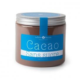 Cacao sans sucre