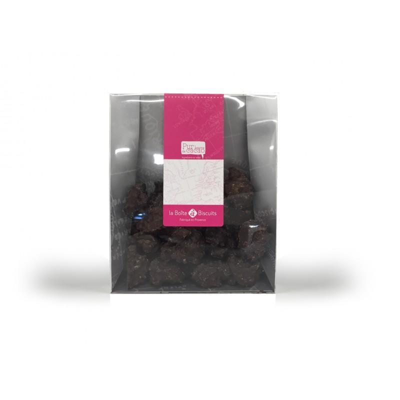 Packaging rocailles noir