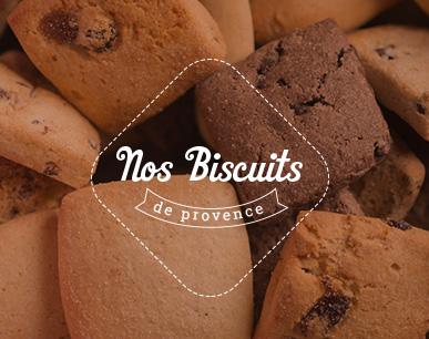 Nos biscuits