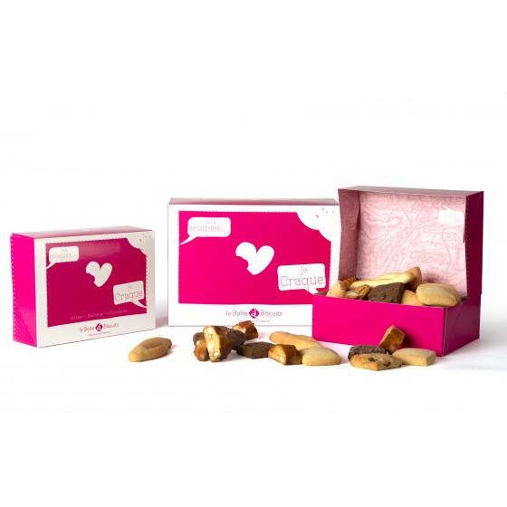 Boîte assortiments biscuits