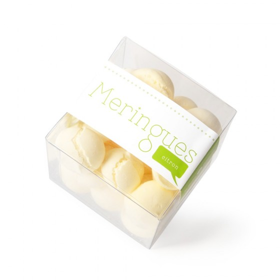 Meringue citron 80 gr