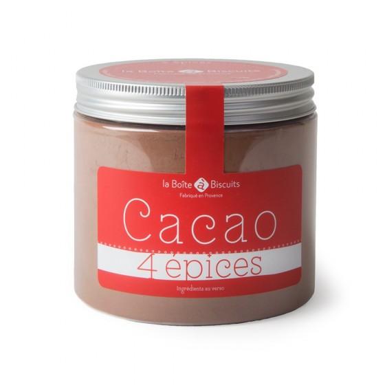 Cacaos 4 épices