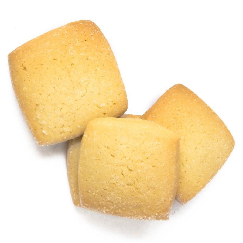 Photo biscuit citron