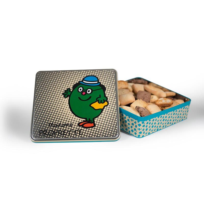 Boites à biscuits Sénior - Madame Proprette