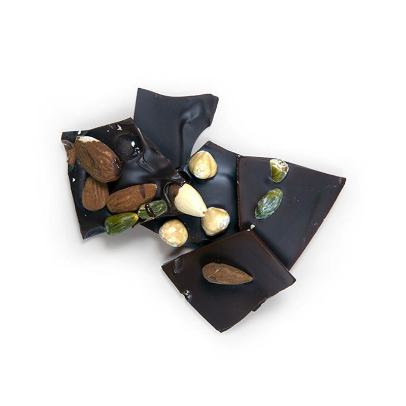 Plaque chocolat noir 70%