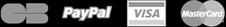 logo cb en noir et blanc